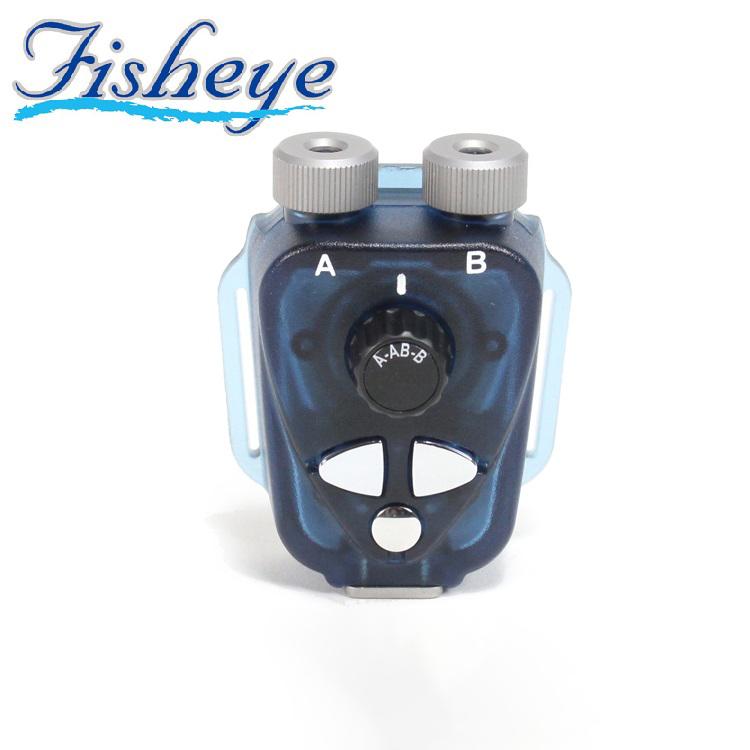 多灯接続したライトを手元でそれぞれ操作できるコントローラー FISHEYE/フィッシュアイ FIX NEO リモートコントローラーFRI【30329】[707292340000]