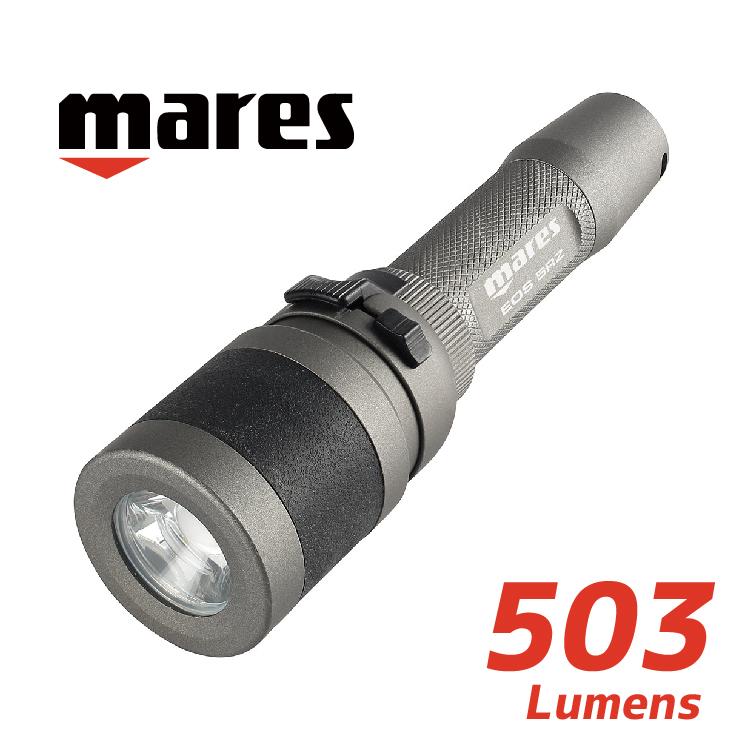 水中ライト mares マレス イオス 5RZ 503ルーメン