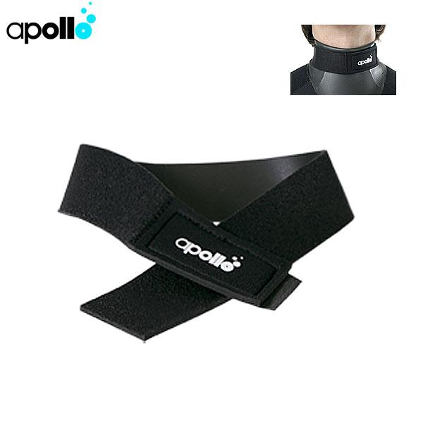 代引き不可 ネックシールの防水効果を向上させます apollo アポロ 811130080000 ストアー ネックベルト