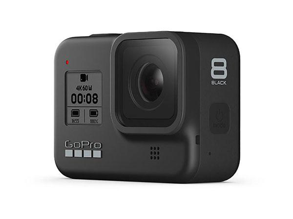 レンタル 【7泊8日】 GoPro HERO8 Black CHDHX-801-FW ゴープロ ヒーロー8 SDカード 32G付き ウェアラブル アクション カメラ 水中カメラ ダイビング GoPro8