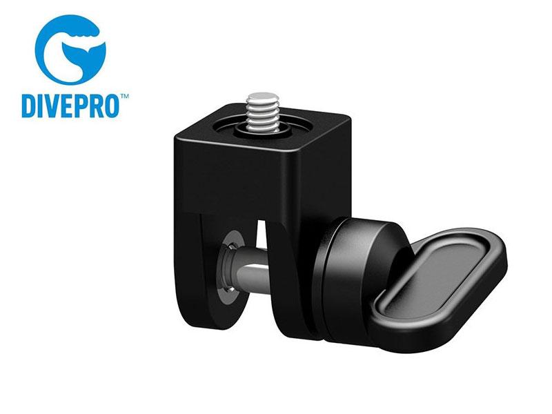 DIVEPRO 2020モデル ダイブプロ Z03 YS マウント クランプ 国内正規品 GoPRO スノーケリング 即納最大半額 水中撮影 水中LEDライト 水中カメラ スキンダイビング スキューバダイビング ストロボ