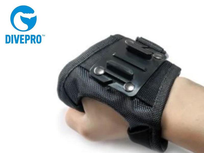 DIVEPRO ダイブプロ Z08 クイックリリース 今ダケ送料無料 ハンズフリー ダイブグローブ D40F S40 キャニスターライト対応 Glove 国内正規品 水中撮影 スキンダイビング スノーケリング 水中カメラ Quick-Release Dive スキューバダイビング 2020モデル