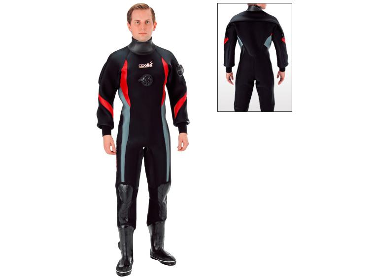 保温性重視♪APOLLO ADJ 01 ドライスーツ メンズ(404仕様)●要在庫確認