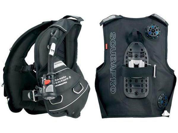 SCUBAPRO CLASSIC ADVENTURE 2(クラシックアドベンチャー) BCジャケット(AIR2装備) ▼送料無料