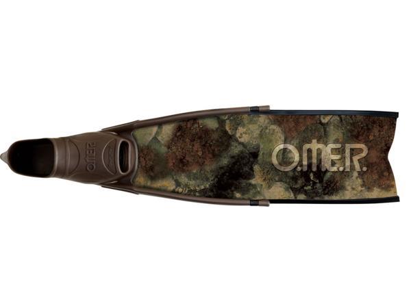 OMER STINGRAY COMPOSITE 25 CAMU 3D フィン(オマー スティングレイ コンポジット 25 カモ 3D)送料無料! ※要在庫確認