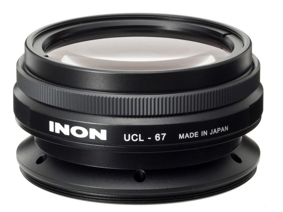 INON(イノン) 水中クローズアップレンズ UCL-67 M67 [送料無料!]