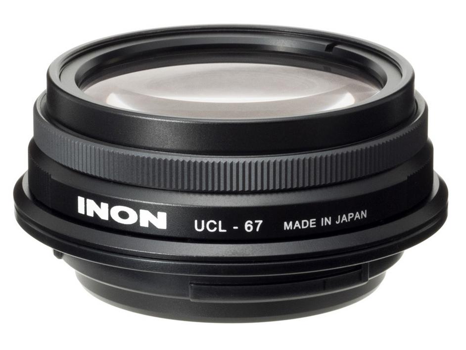 INON(イノン) 水中クローズアップレンズ UCL-67 LD [送料無料!]
