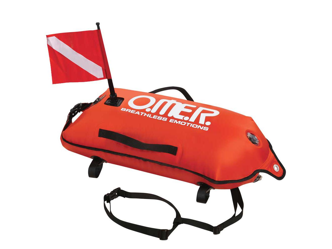 OMER FLOAT DRY BAG(オマー フロートドライバッグ) ★小物を内部に収納できる便利なフロート♪