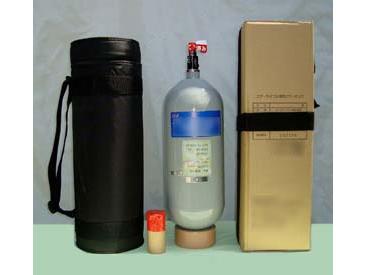 300気圧 カーボン FRP 4.7L エアータンク(ボンベ)