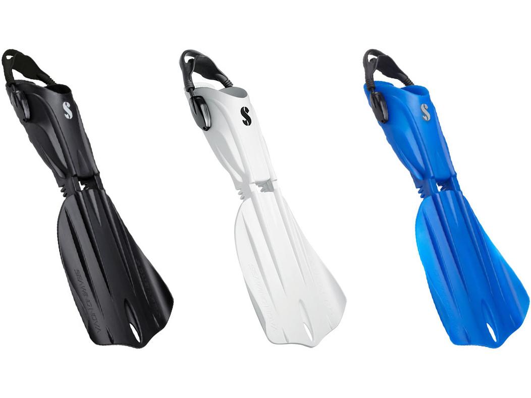 SCUBAPRO シーウイングノバ フィン ★最新の流体力学デザイン