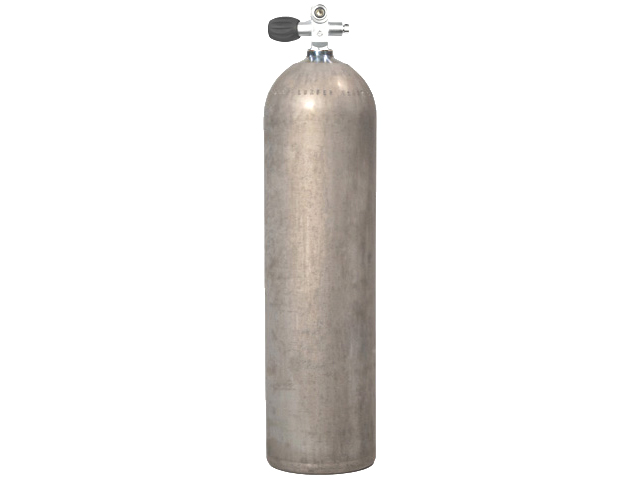 アルミタンク 11.1L (K2バルブ)