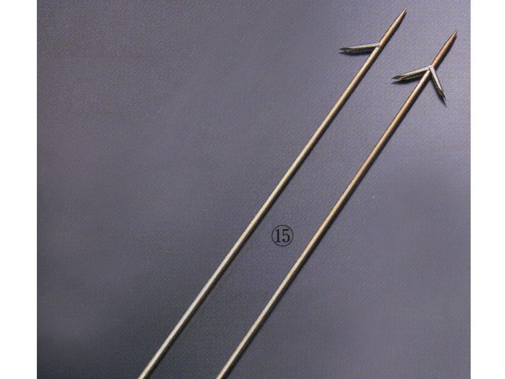 DIVEWAYS(ダイブウエイズ) 一体式シャフト ハイパワー用(片羽根/両羽根) 7.5φ×1250mm