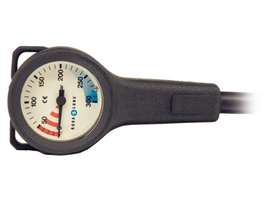 AQUALUNG(アクアラング) トラストシーゲージ(残圧計)