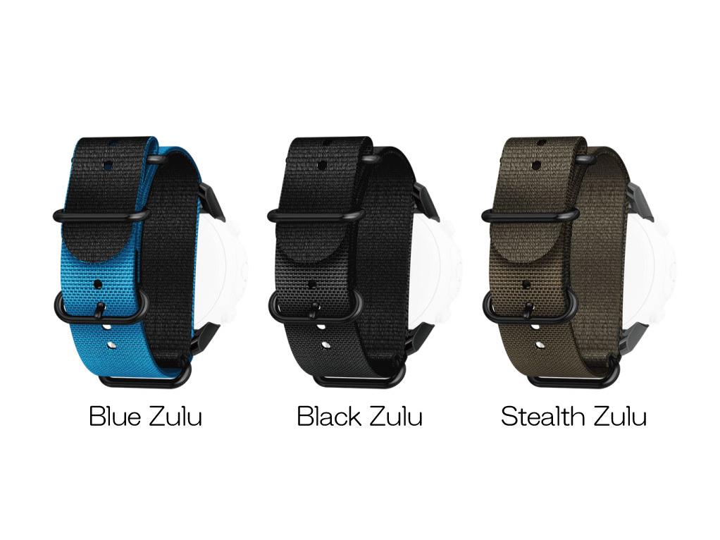 SUUNTO (スント) D6i Novo Zulu Strap Kit (D6iノボ ズール ストラップキット)