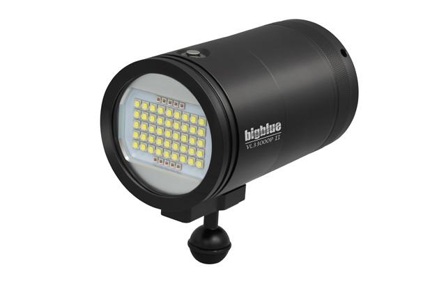 BIGBLUE(ビッグブルー) VL-33000P II  水中ライト ワイド