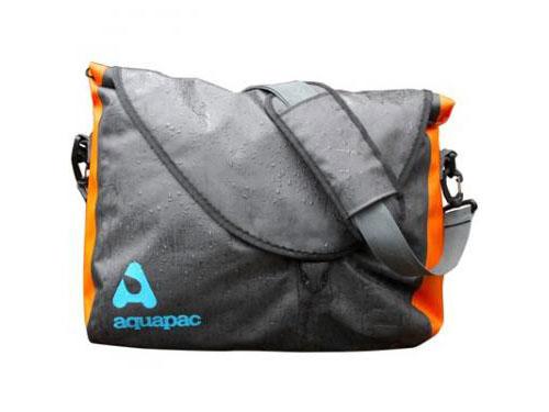 Aquapac 完全防水ケース ストームプルーフメッセンジャーバッグ (アクアパック) [026]