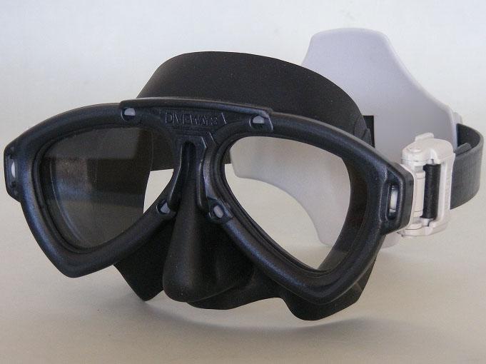 DIVEWAYS(ダイブウエイズ) EYEEYE(アイアイ) マスク ★世界初 「サイズのあるマスク」