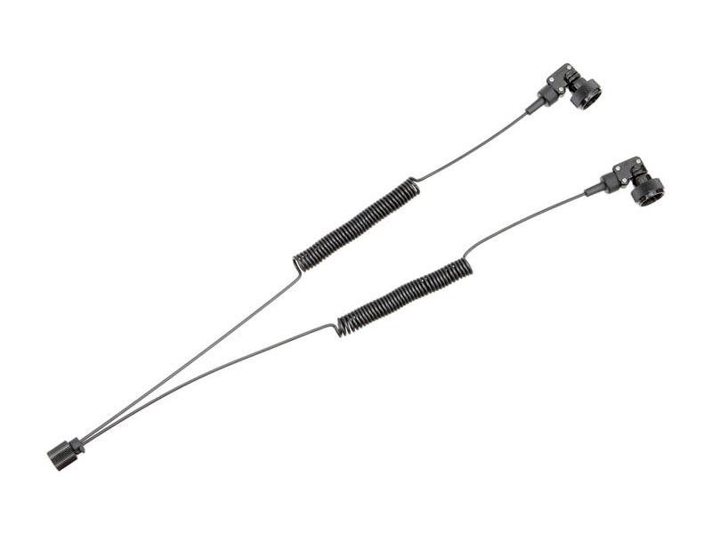 INON(イノン)ダブルL型光Dケーブル・ゴムブッシュ-M11アダプターセット