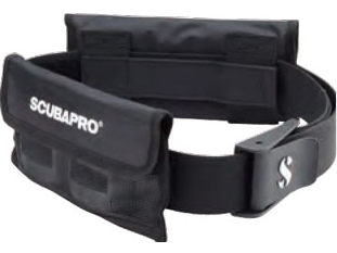 SCUBAPRO(スキューバプロ) スライドポケットウェイトベルト サイズ:S