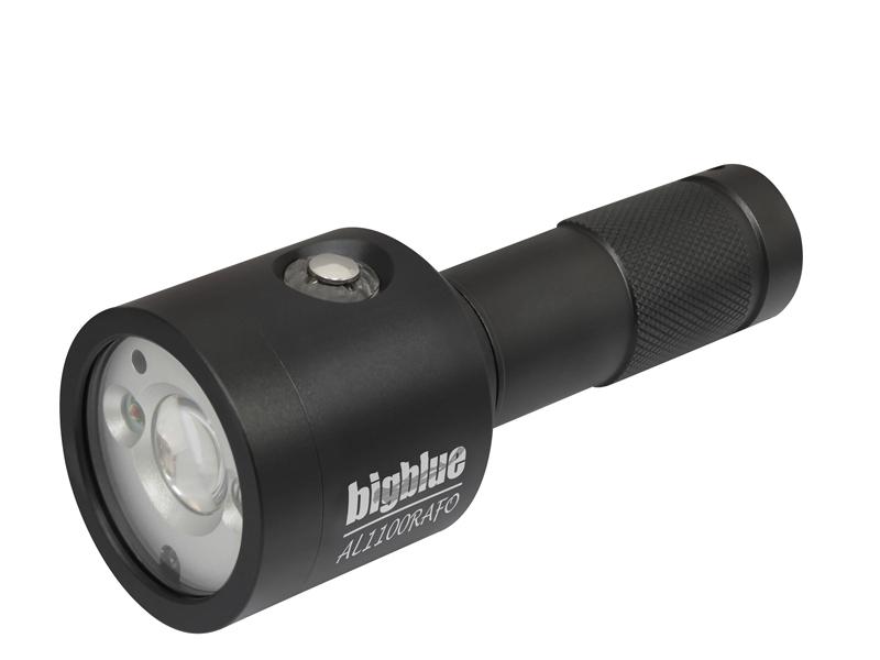 bigblue(ビッグブルー) AL-1100RAFO 1100ルーメン ワイドタイプ水中ライト