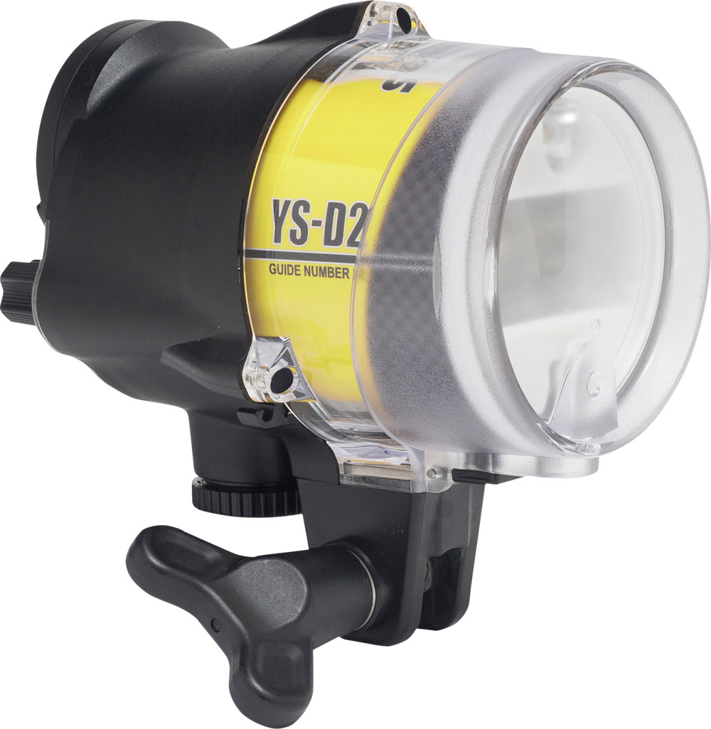 SEA&SEA(シーアンドシー) YS-D2 高性能水中ストロボ