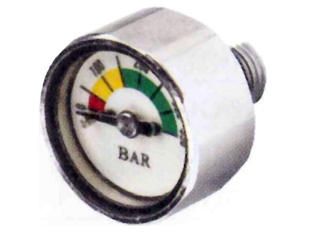 ポニー ボトルゲージ 小型残圧計[MU-0145]