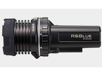 RGBLUE システム01 スポットビーム