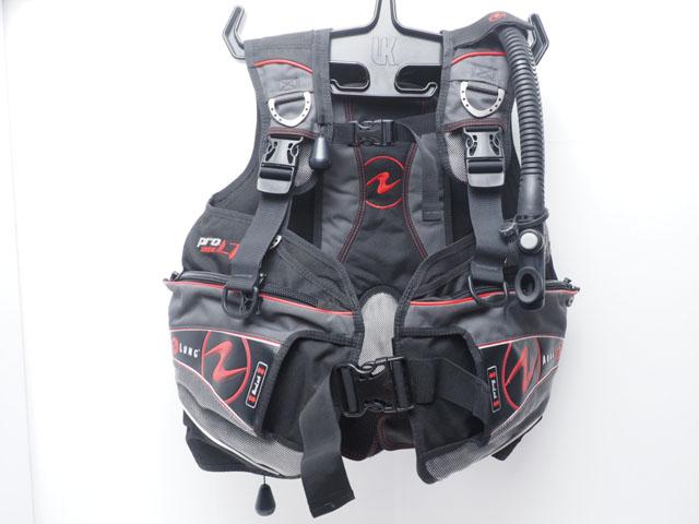 USED AQUALUNG PRO LT BCジャケット サイズ:S ランクA [W38181]