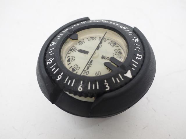 USED ダイビング用コンパス ホースマウント付き [B38966]