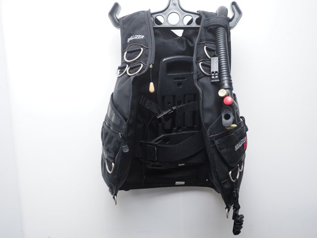 USED SAS エスエーエス SEALIZER X-2000 BCジャケット AACS-I サイズ:L [W39409]