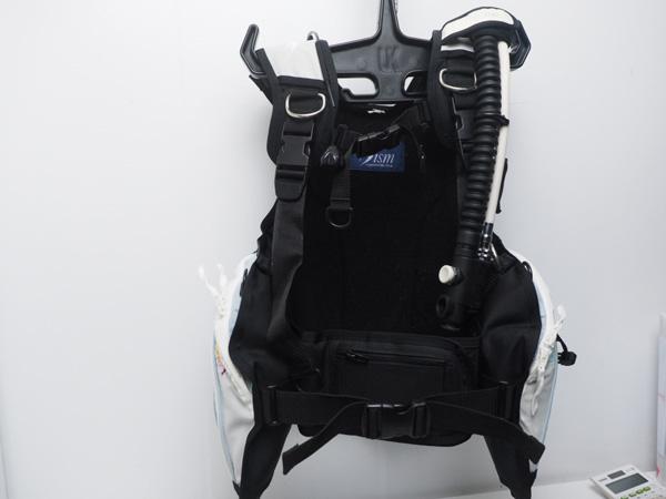 USED Bism ビーイズム DIVE BEANS BCジャケット コンビネーションバルブII付 サイズS [W39721]