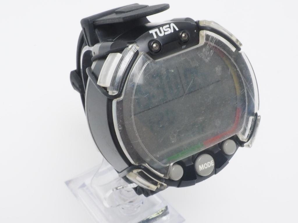 USED TUSA ツサ IQ700 ダイブコンピュータ バッテリー交換済 [40037]