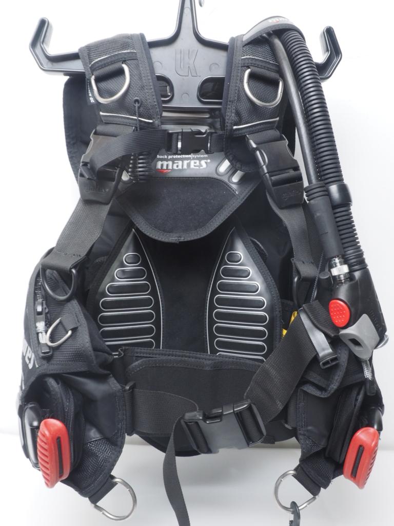 USED MARES マレス DRAGON ドラゴン BCジャケット サイズ:M ランクA [W40058]