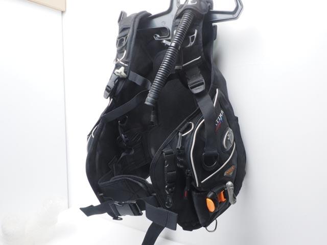 USED TUSA ツサ PLATINA EVOLUTION BCジャケット A.W.L.Sウェイトポケット装備 サイズ:L [40617]