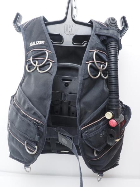 USED SAS エスエーエス SEALIZER X-2000 BCジャケット サイズ:M [40641]