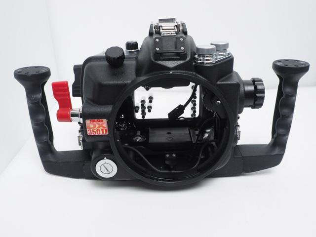 USED SEA&SEA シーアンドシー DX-350D デジタル一眼レフ ハウジング [S40869]
