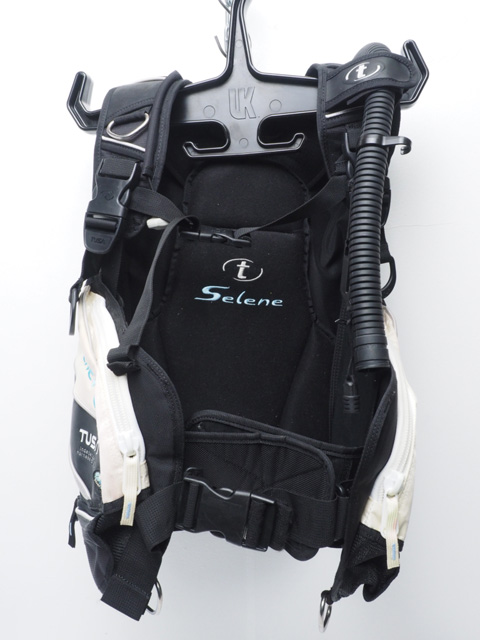 USED TUSA BCJ-9050 Selene BCジャケット レディース XS [40916]