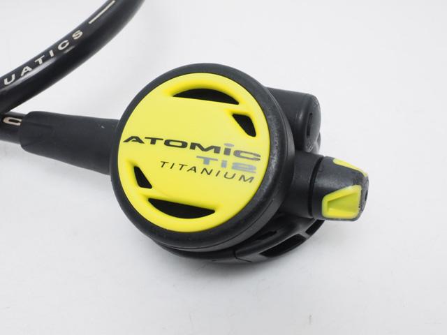 USED ATOMIC アトミック Ti2 TITANIUM オクトパス ランクA [40953]