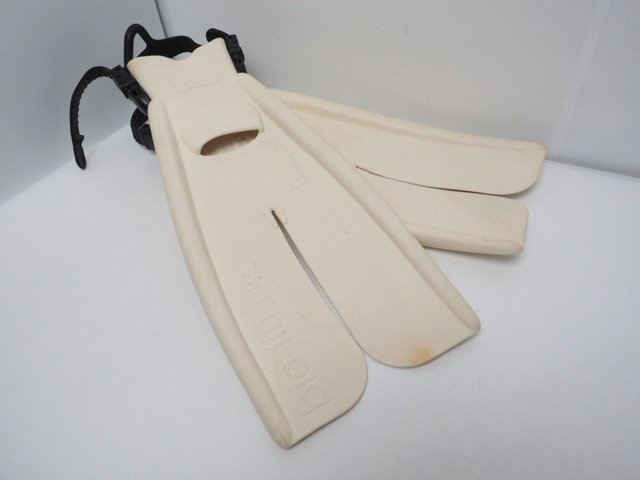 USED apollo アポロ Bio-Fin バイオフィンPRO ホワイト サイズ:XS [41000]