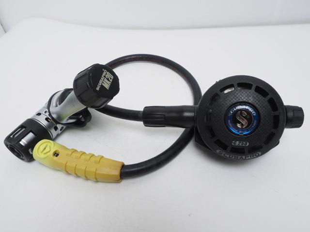 USED SCUBAPRO スキューバプロ MK20/G250 レギュレター [41007]