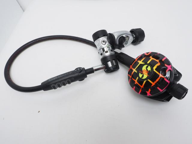 USED SCUBAPRO スキューバプロ MK20/G250 レギュレター [41010]