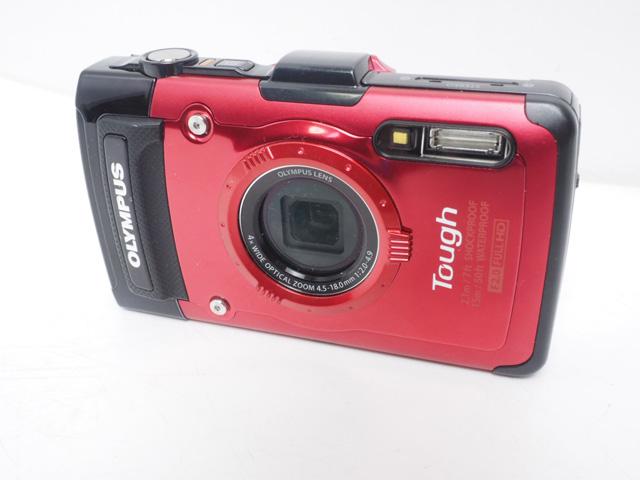 USED OLYMPUS オリンパス TG-2 コンパクトデジタルカメラ [41225]