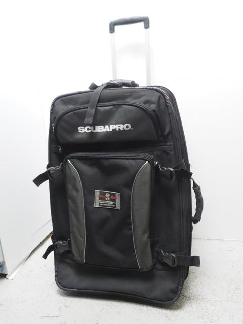 USED SCUBAPRO スキューバープロ DIVE'N ROLL BAG ダイブンロールバッグ キャスターバッグ キャリーバッグ [41263]