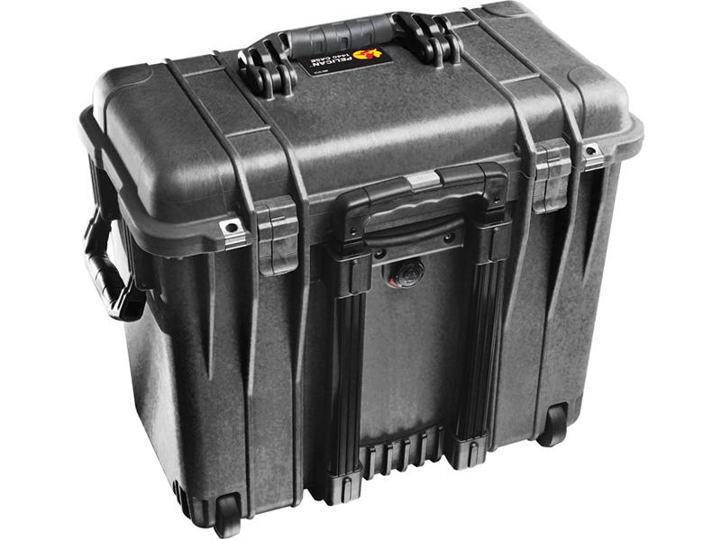 PELICAN(ペリカン)プロテクターケース 1440 トップローダーケース フォームなし BLACK [ブラック][1440-001-110] キャスター付 延長ハンドル