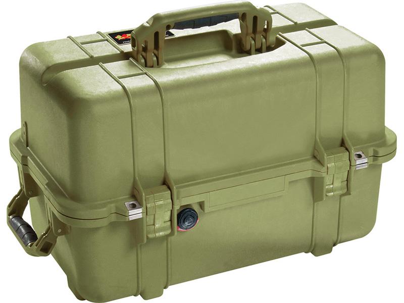 PELICAN(ペリカン)プロテクターケース 1460 フォームなし OD GREEN [ODグリーン][1460-001-130] ダイビング 小物ケース