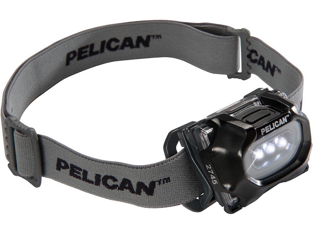 ナイフ他 ファッション通販 ダイビング器材がお買得 PELICAN ペリカン ライト 2745 ブラック LEDライト BLACK 懐中電灯 ヘッドランプ マーケティング 027450-0103-110