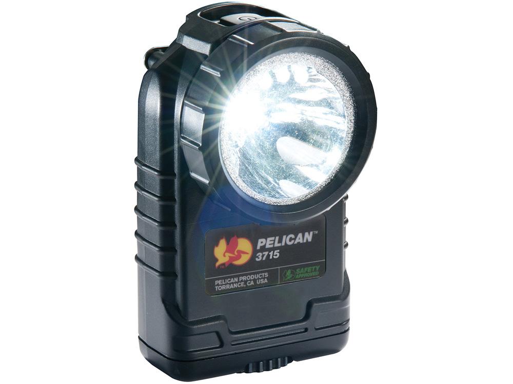 PELICAN(ペリカン)ライト 3715 ライトアングルライト BLACK[ブラック][3715-020-110] LEDライト 懐中電灯