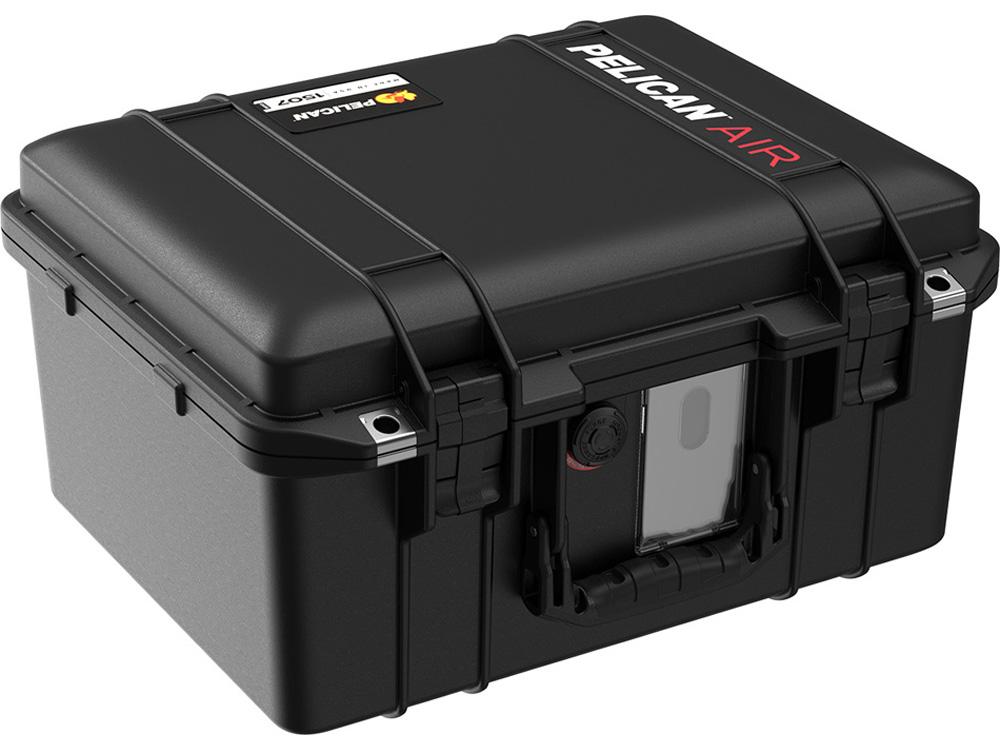 PELICAN(ペリカン)エアケース 1507 フォーム付 BLACK [ブラック] [015070-0000-110] ハードケース 防水性・耐衝撃性・防塵性 保護ケース カメラ用品