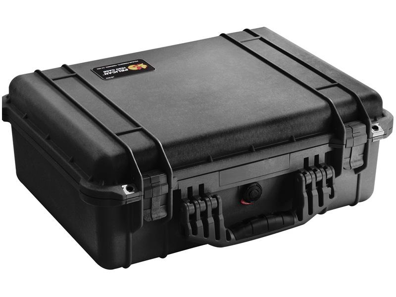 PELICAN(ペリカン)プロテクターケース 1520 フォーム付 BLACK [ブラック] [1520-000-110] 携帯電話 デジカメケース 保護ケース スキューバダイビング ハードケース