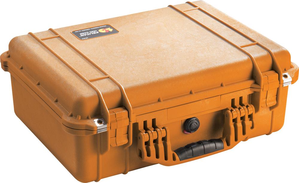 PELICAN(ペリカン)プロテクターケース 1520 フォーム付 ORANGE [オレンジ] [1520-000-150] 携帯電話 デジカメケース 保護ケース スキューバダイビング ハードケース
